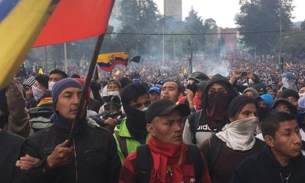 El FMI prendió la mecha ecuatoriana