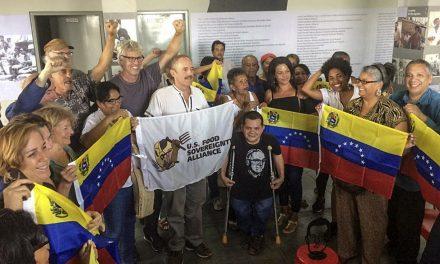 Venezolanos en el país de Macri