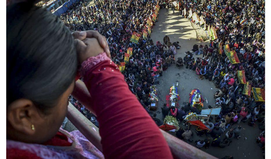 Sobre Bolivia, Evo y los feminismos