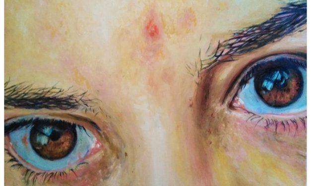 Los ojos de Celina
