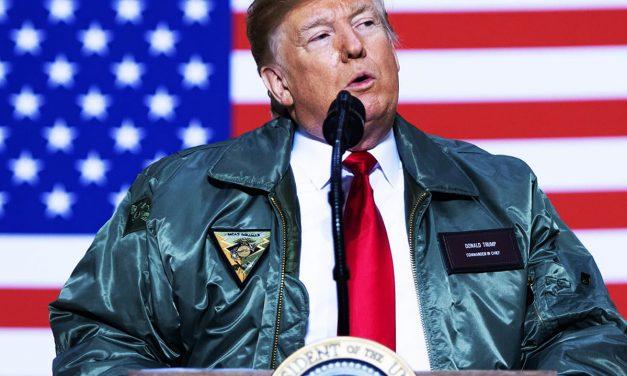 Las mentiras de Trump y los señores de la guerra