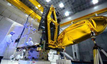 El regreso del ARSAT 3