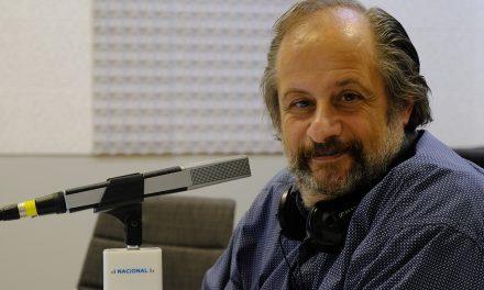 """Radio Nacional hoy no mide"""