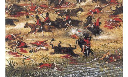 """El """"deliberado exterminio""""  en la Guerra Guasú"""