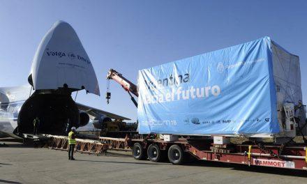 Un nuevo satélite levanta vuelo