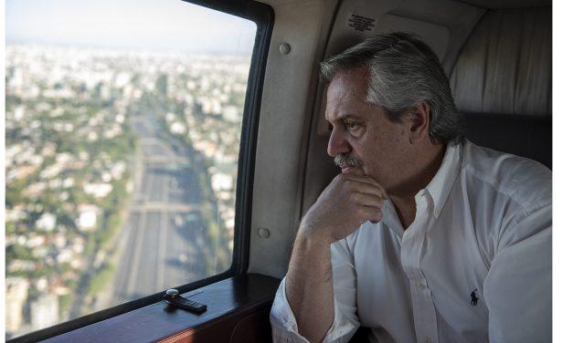 Dr. Fernández, achicador de pánicos