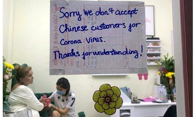 El virus más contagioso es el miedo
