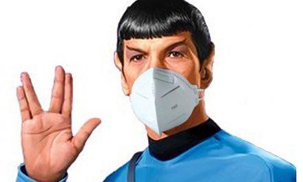 El saludo Vulcano y otras soluciones a la pandemia