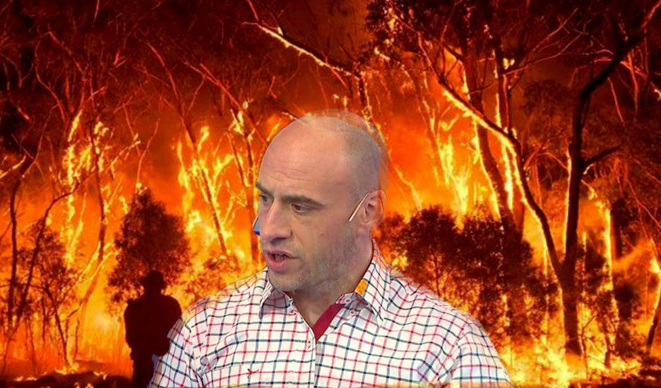 ¡¡¿A dónde es el incendio, Pelado?!!
