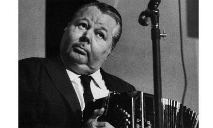 """""""Yo no soy un buen músico; soy un buen tanguero"""""""