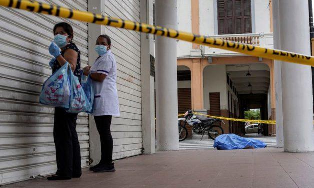 Guayaquil: cuando la muerte salió a la calle