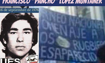 """Pancho, desaparecido """"La Noche de los Lápices"""""""