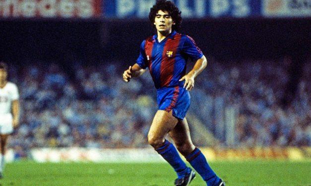 Los años en el Barcelona