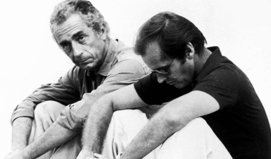 Godard entrevista a Antonioni