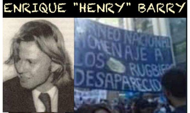 Henry, un revolucionario del Club Pucará