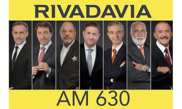 Rivadavia, mano derecha