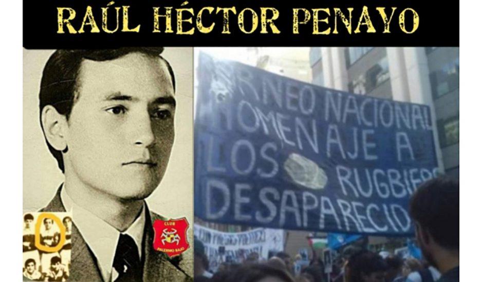 Raúl, fusilado en El Cadillal