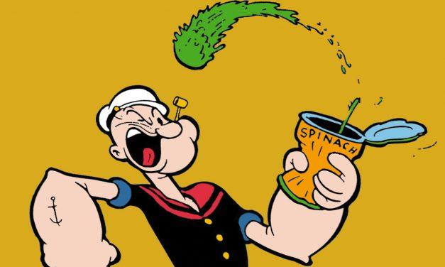 Ni Popeye ni nanobiónicos, ¡malfatti!