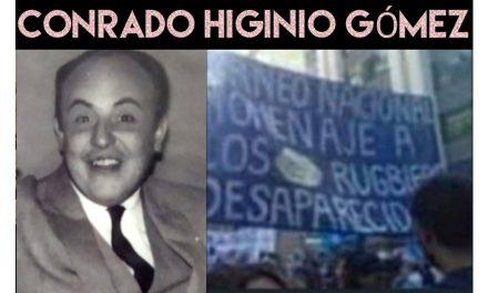 Conrado, defensor de presos políticos