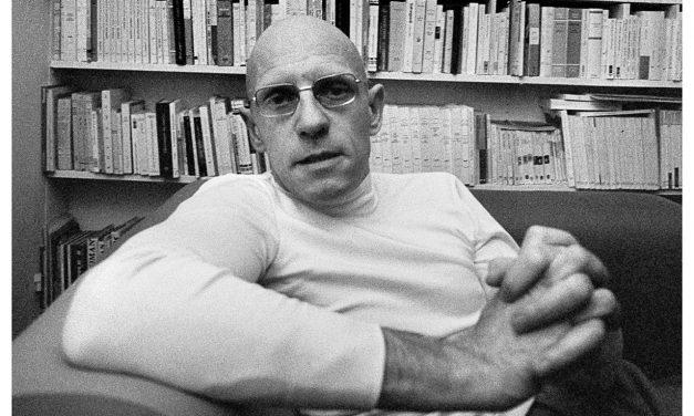 Foucault y la sarasa de Guy Sorman