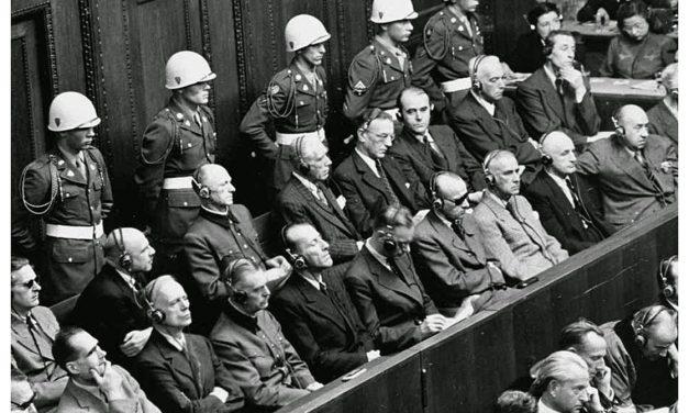 El lado oscuro de los juicios de Núremberg