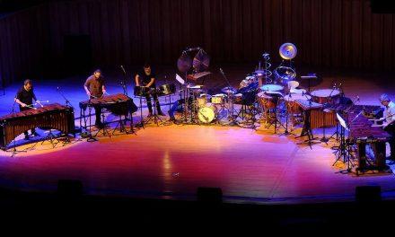 Piazzola a toda percusión