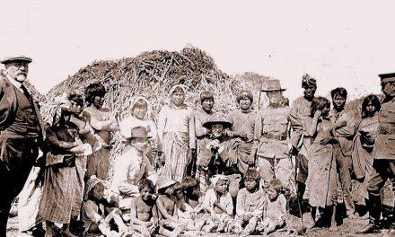 De barcos, indígenas y masacres