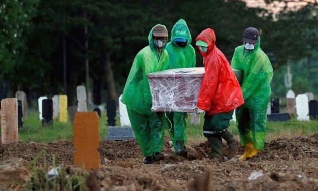 Se cayó una falacia sobre la pandemia