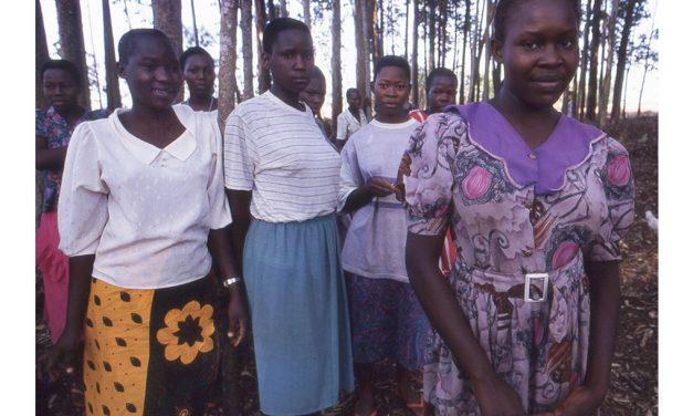 Secuestro de niñas en el infierno de Uganda
