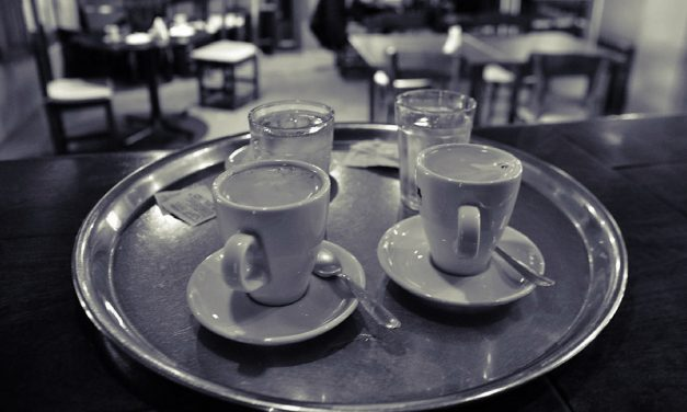 Y sí, podría ser el último… café