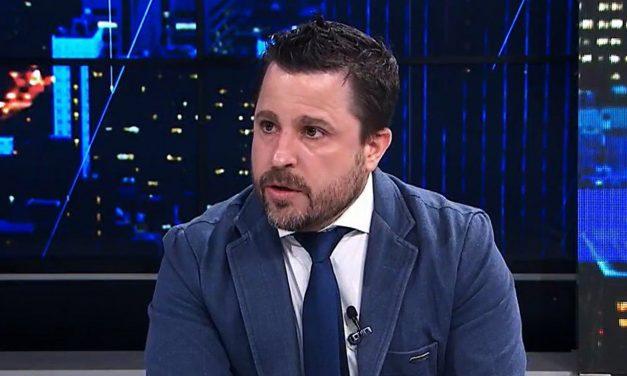 Martín Tetaz, con las remeras bien puestas