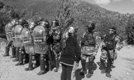 """Justicia """"blanca"""" para una comunidad mapuche"""